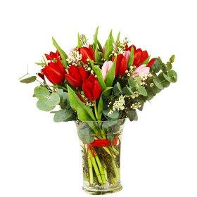 skicka blommor vid dödsfall