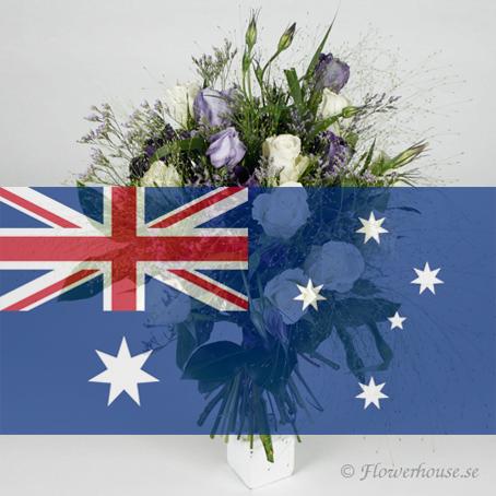 skicka blommor till utlandet
