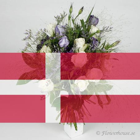 skicka blommor finland