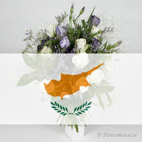 blommor till utlandet